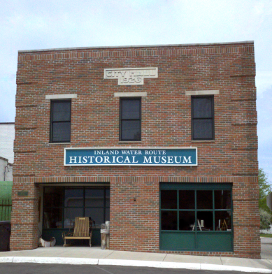 IWHRS Museum Front