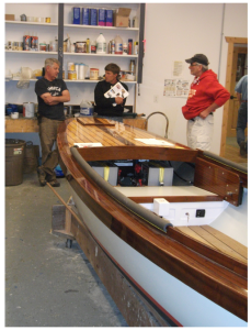 Boat Building School